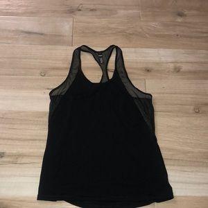 Victoria secret mesh tank top, size: S